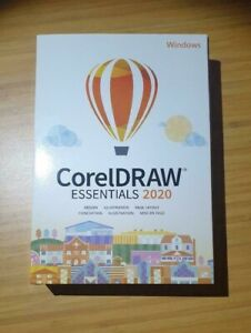 Corel - CorelDRAW Essentials 2020 - Windows