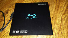 Samsung SE-506BB/TSBD 6X Portable External Blu-ray Writer Drive Black HD DVD