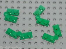 Charniere LEGO green hinge plates 2429 2430 / Set 4502 8456 8479 7636 ...