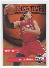 2011-12 Panini Past & Present Changing Times #22 Blake Griffin Basketball Card