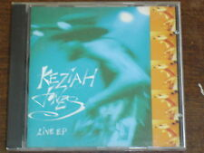 KEZIAH JONES Live EP CD