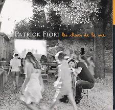 CD PATRICK FIORI LES CHOSES DE LA VIE 15T + 1 CD 1T MERCI (DUO PRESLE/ARENA)
