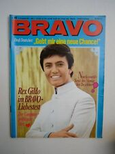 Bravo 1967 nº 49 Star corte Emma Peel Diana Rigg