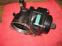 '83 Honda Shadow 750 Side Gear Case