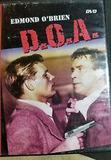 D.O.A.- Edmond O'Brien Classic Crime Thriller in Slimline Case 2004 DVD