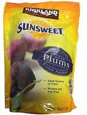 Kirkland Signature SunSweet Dried Plums California Grown Pitted Prunes 3.5 LB