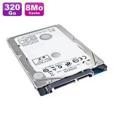 """Disque Dur 320Go SATA 2.5"""" Hitachi HTS543232A7A384 5400RPM Pc/Mac"""