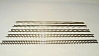 5x 8505 gerades Gleisstück 220mm Märklin mini-club Spur Z  +Top+