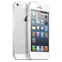 iPhone 5 32GB WHITE Factory Unlocked 8MP Camera Smartphone