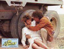 MIOU-MIOU ALAIN SOUCHON LE VOL DU SPHINX 1984  PHOTO D'EXPLOITATION #1
