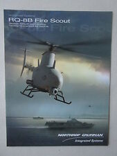 DOCUMENT PUB NORTHROP GRUMMAN RQ-8B FIRE SCOUT TACTICAL UNMANNED AIR VEHICLE