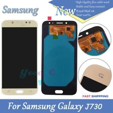 For Samsung Galaxy J7 Pro J730F LCD Screen Touch Digitizer Replacement Gold