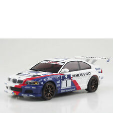 Mini-z carrosserie 1:24 BMW m3 GTR Nurburgring 24h 05 route 246 Kyosho r246-1116