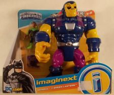 DC Super Friends Imaginext Mongul & Green Lantern John Stewart Mattel (MIB)
