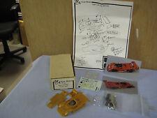 NEW, UNBUILT, M.A. Scale Models 966 Spyder Swap Shop, #131, 1/43 Resin Kit