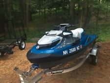 2020 Sea-Doo Gtx 230 w/ sound Only 14 Hours! With Trailer!