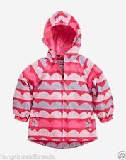 Abrigos y chaquetas de niña de 2 a 16 años rosa de poliéster