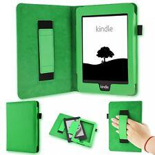 Schutz-Tasche-Hülle-Cover-Kindle Paperwhite-Ebook-Case Reader Grün Schutzhülle