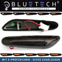 2x Dynamische 14 LED Seitenblinker BMW X1 X2 E84 E83 E81, E82, E87, E88 E46 3er