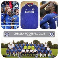 Adidas Chelsea 10/11 Home L/S Soccer Jersey Small