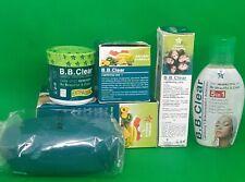 Bb Clear Lait & huile Éclaircissant aux Acides de Fruits L anti Tache noire
