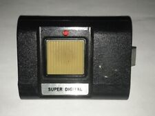 Stanley Super Digital Remote 1037 Garage Door Opener Transmitter Button