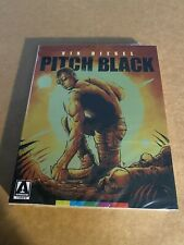 Pitch Black [Arrow Video] (Blu-Ray) w/ Slipcover *Brand New Sealed*