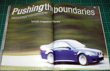 BMW Car 2004 BMW E60 M5 - E63 Hartge 645Ci - Castrol CSL - Supercharged Z8 & M5