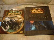World of Warcraft Atlas and Strategy guide Mists of Pandaria