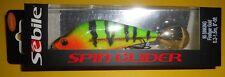 SEBILE SPIN GLIDER/95mm 38,3gr/SINKING JERKBAIT/Color. FIRETIGER GOLD.AR350