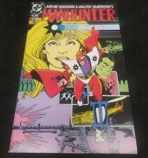 MANHUNTER #1, DC COMICS (1984)