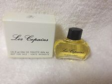 RARE VINTAGE LES COPAINS 5ML.EDT. MINI FROM ITALY