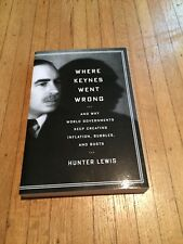 Where Keynes Went Wrong : And Why World Governments Keep Creating Inflation, Bub
