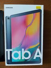 Samsung Galaxy Tab A (2019) 128GB, Wi-Fi, 10.1in- Black