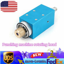 Aluminum Punching Machine Part High Pressure Pump Drill Rotating Head