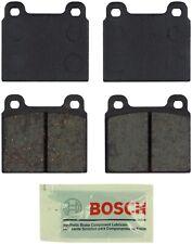 Frt Disc Brake Pads  Bosch  BE45