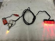 RAIN LIGHT KIT - FOR NON 12 VOLT RACE BIKES