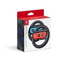 Nintendo Switch Joy-Con Controller Racing Wheel Accessory Pair