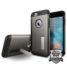 Spigen Slim Armor Case for Galaxy S7 - Gunmetal
