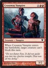 "Magic the Gathering MTG 4x Crossway Vampire ""Innistrad"""