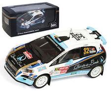 Fiat IXO Diecast Racing Cars