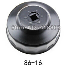 86mm/16P Oil Filter Wrench Diameter 86mm 16 Flutes For BMW