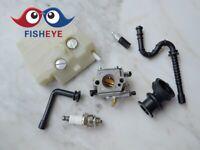 Carburetor Carb Kit For STIHL MS260 026 024 MS240 Fuel Line Filter Walbro WT-194
