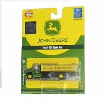 John Deere Ford Stake Bed Truck---Brand New in unopened package--1/87 Scale