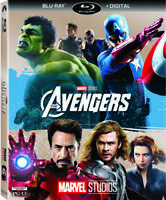 Marvel's The Avengers [New Blu-ray] Ac-3/Dolby Digital, Digitally Mastered In
