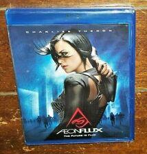 Aeon Flux (Blu-ray, 2006, Paramount)