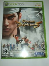 "Virtua Fighter 5 for Xbox 360 ""FREE UK  P&P"""