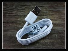 Micro USB Cable cargador for Samsung Galaxy Note 4/5/6 S4 S5 S6 S7 edge Blanco