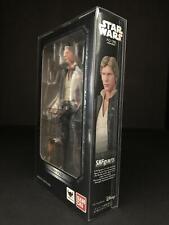 Deflector DC® Display Case: Star Wars S.H.Figuarts Han Solo ANH