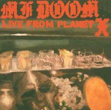 MF Doom-Live from Planet X CD Explicit Lyrics, Live  New